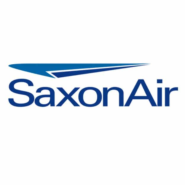 Saxon Air logo
