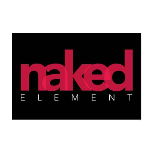 naked element logo